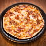 Ed & Stu's BBQ pizza